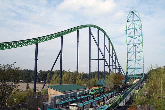 New York Kingda Ka