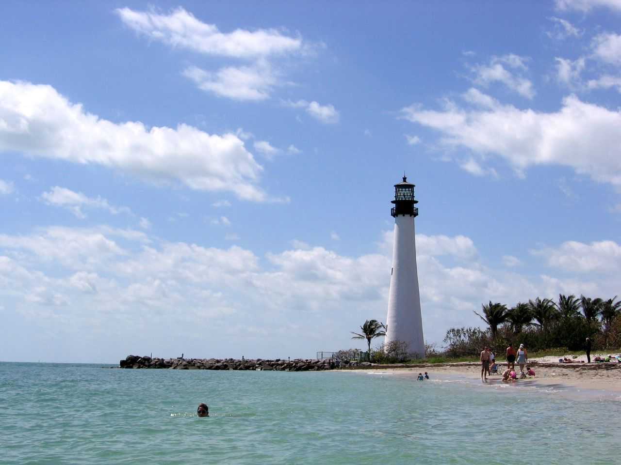 Miami Cape Florida Lighthouse