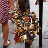 Firenze Love Locks