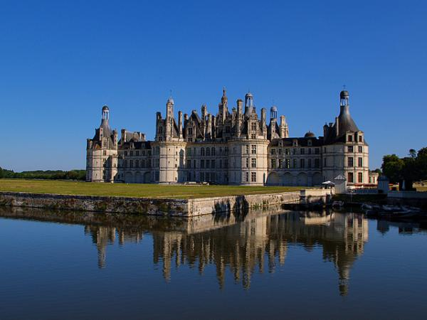paris chateau de chambord