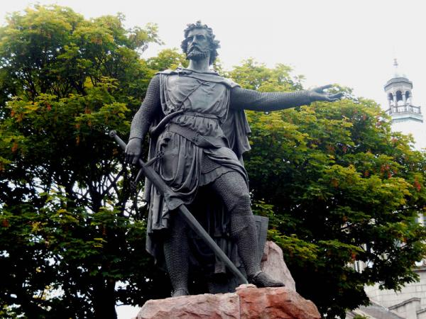 aberdeen william wallace
