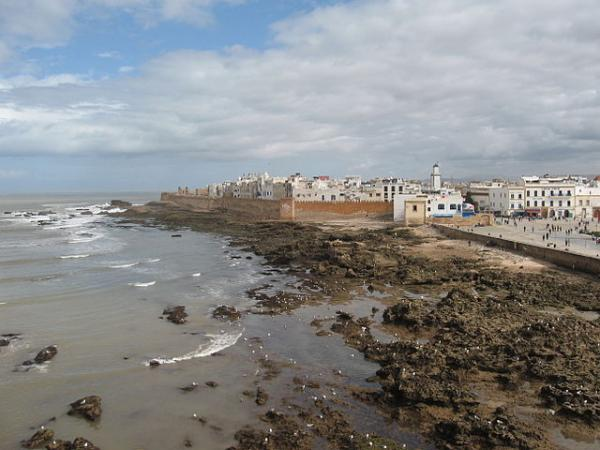 essaouira city view