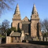 Aberdeen St Machar's cathedral