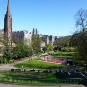 Aberdeen Union_Terrace_Gardens
