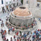Dubrovnik Onofrios Fountain
