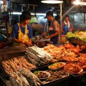 Hua Hin Spise Night Market