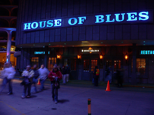 Chicago HouseofBlues