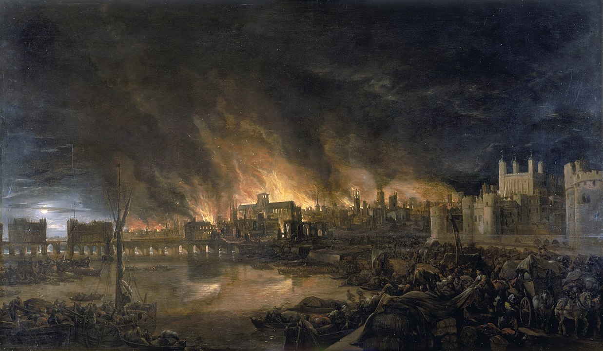 London Great Fire London