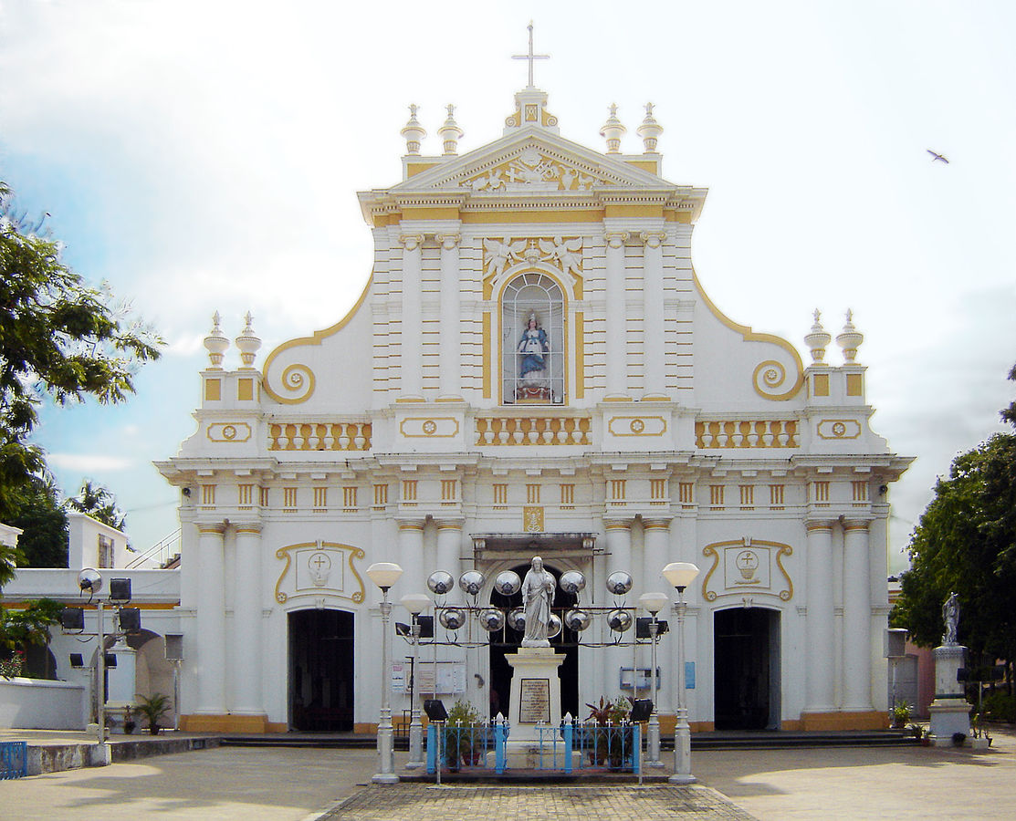 Puducherry India Immaculate Conception Cathedral