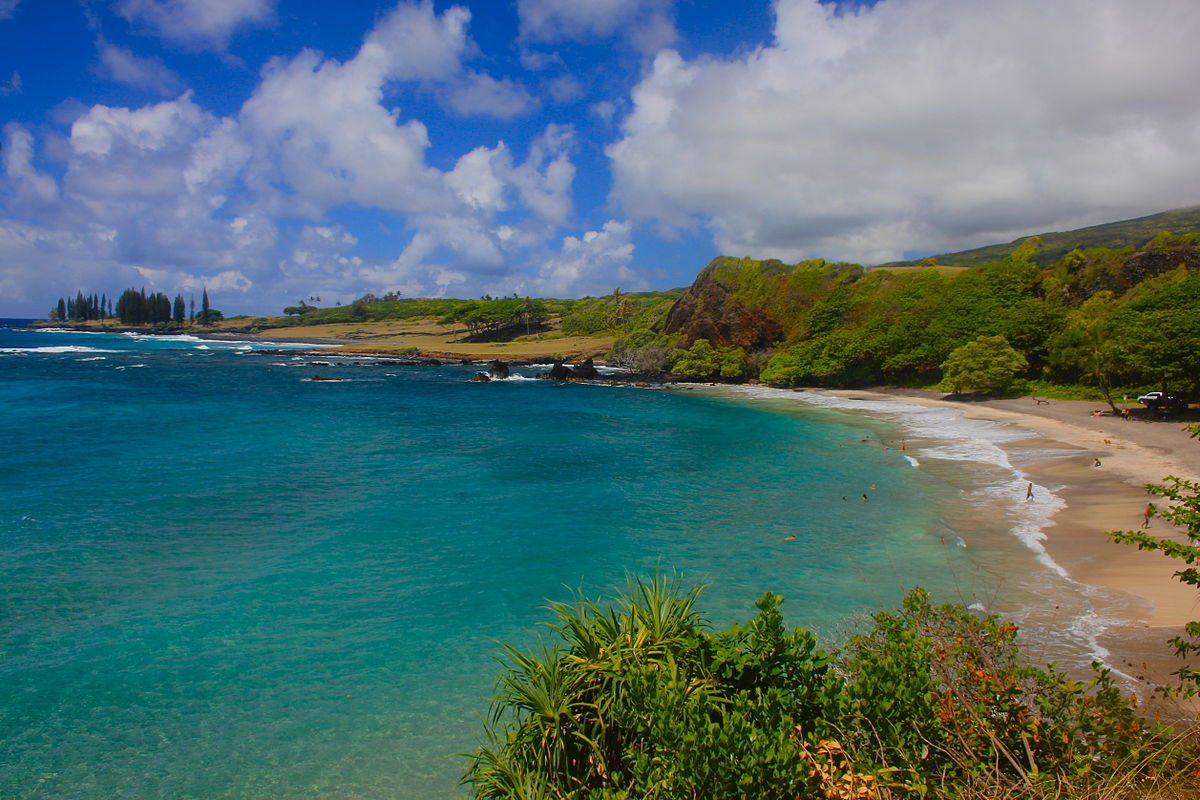 Hawaii Hamoa Beach