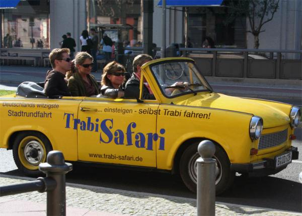berlin trabisafari