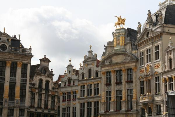 brussel grand place 7