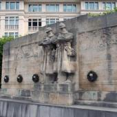 Brussel British-Belgian Great War Monument