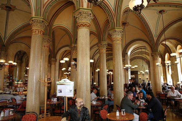 wien cafe central