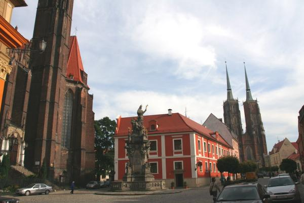wroclaw churches