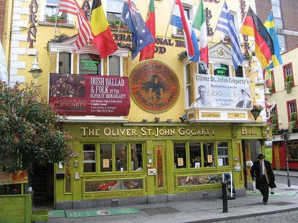 dublin temple bar gogarty