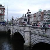Dublin O'Connel Bridge