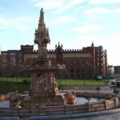 Glasgow Doulton Fountain