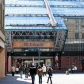 Glasgow St Enoch Shopping