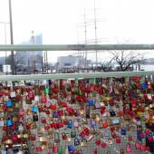 Hamburg Love Locks 1
