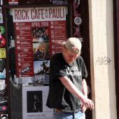 Hamburg St Pauli Rock Cafe