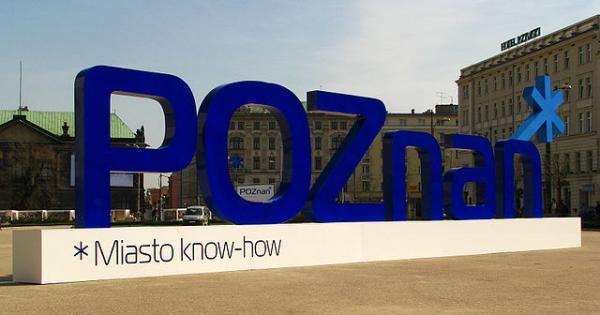 poznan city logo