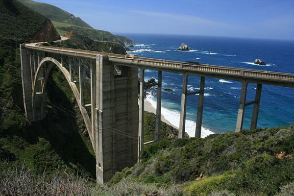 san francisco bixby creek bridge