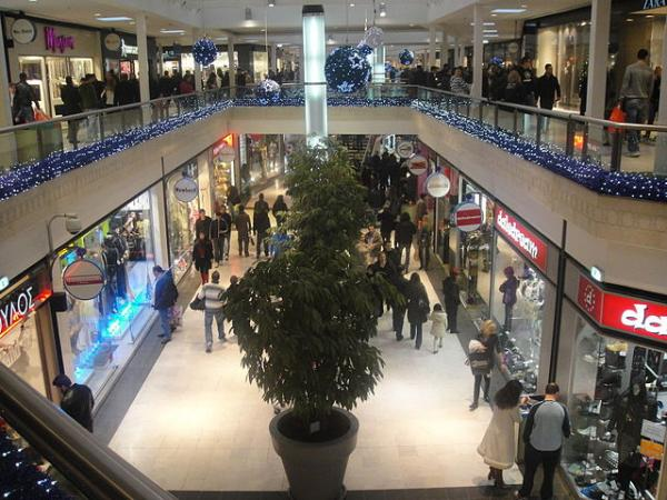 thessaloniki cosmos mall